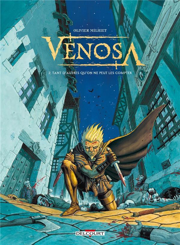 Couverture de Venosa -2- Tant d'autres qu'on ne peut les compter
