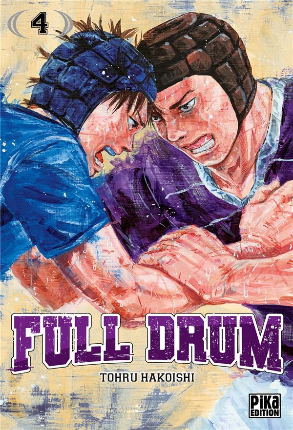 Couverture de Full drum -4- Tome 4