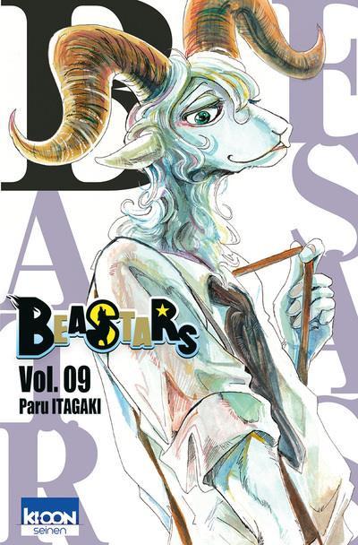 Couverture de Beastars -9- Tome 9