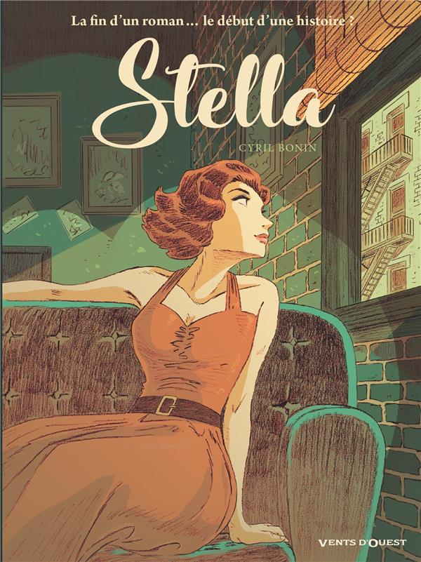 Couverture de Stella (Bonin) - Stella
