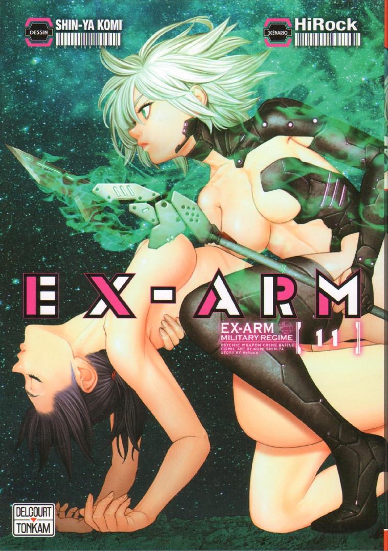 Couverture de Ex-Arm -11- Tome 11