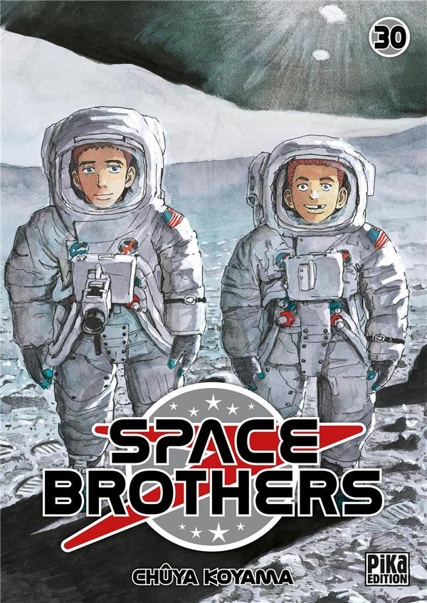 Couverture de Space Brothers -30- Tome 30