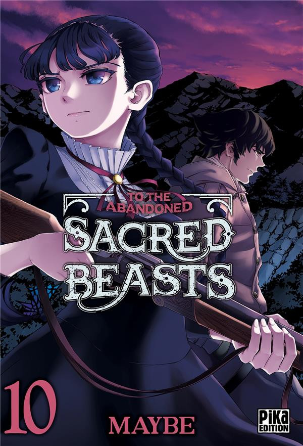 Couverture de To the Abandoned Sacred Beasts  -10- Tome 10