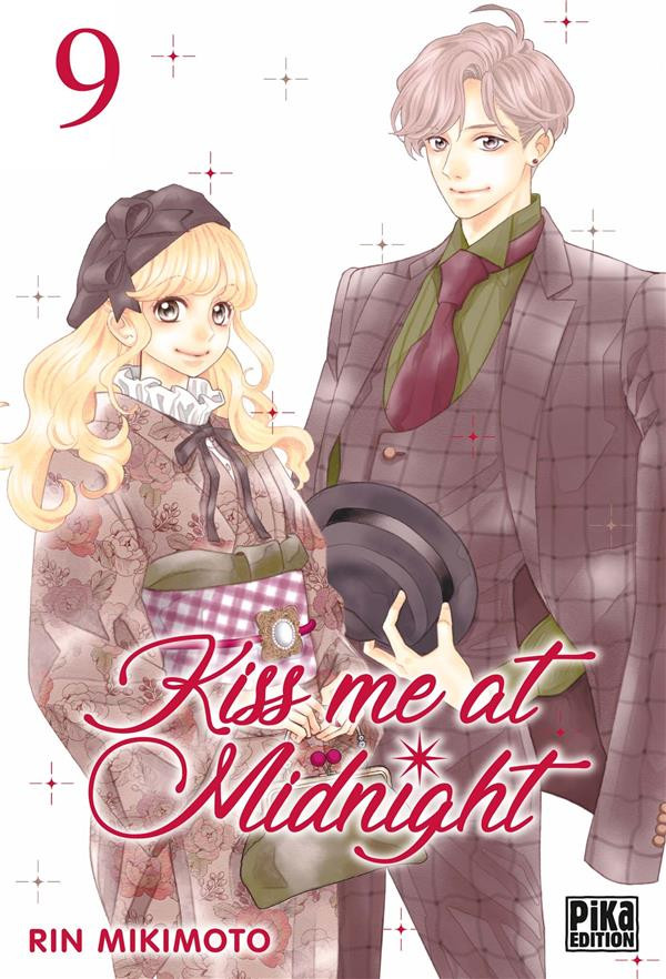 Couverture de Kiss me at Midnight -9- Tome 9