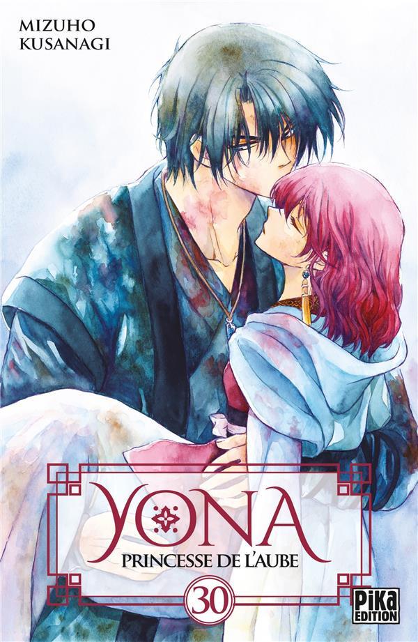 Couverture de Yona, princesse de l'aube -30- Tome 30