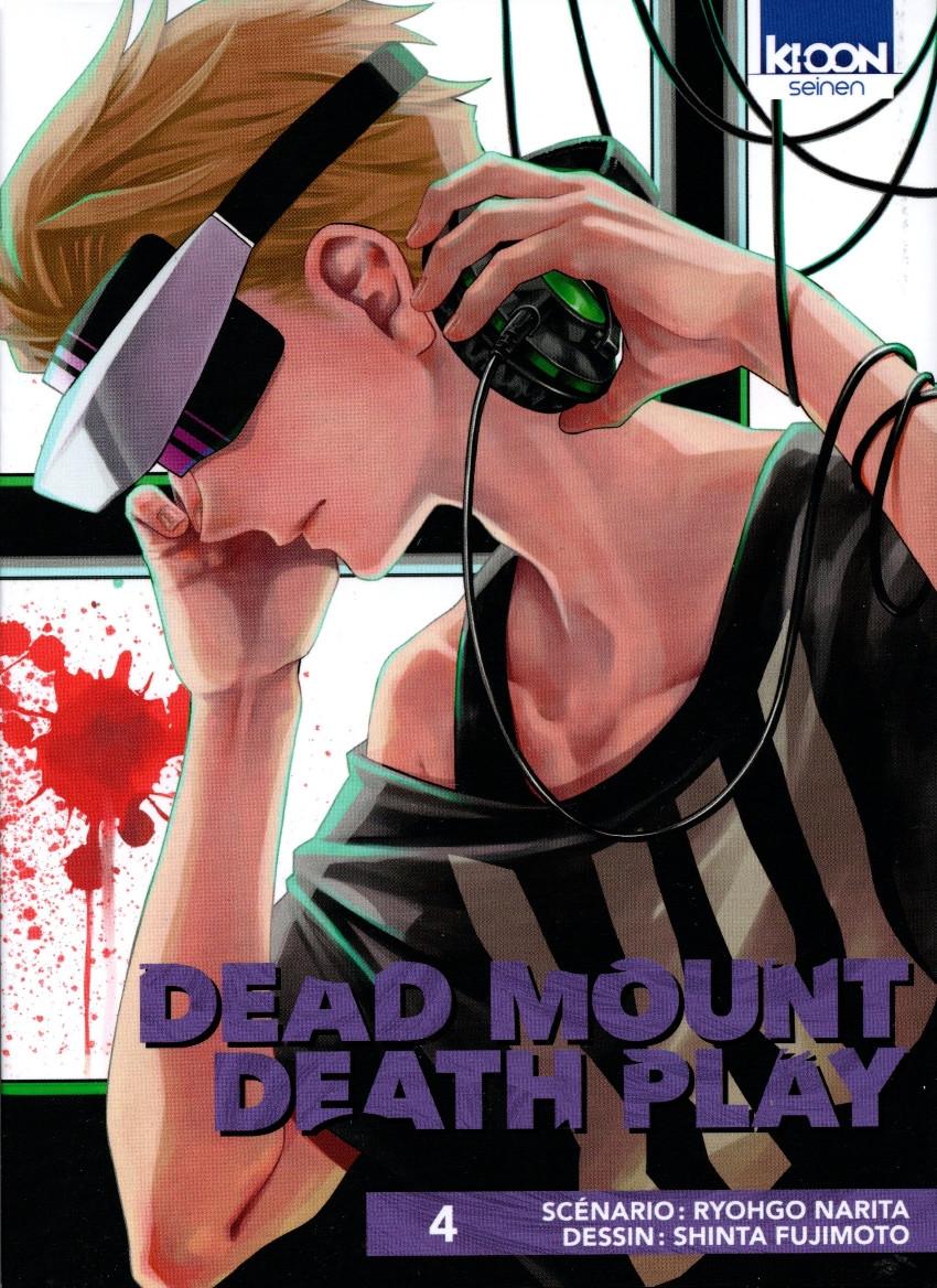 Couverture de Dead Mount Death Play -4- Tome 4
