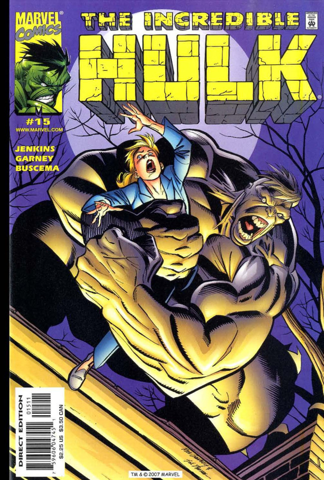 Couverture de Incredible Hulk (The) (Marvel comics - 2000) -15- The Dogs Of War, Part 2