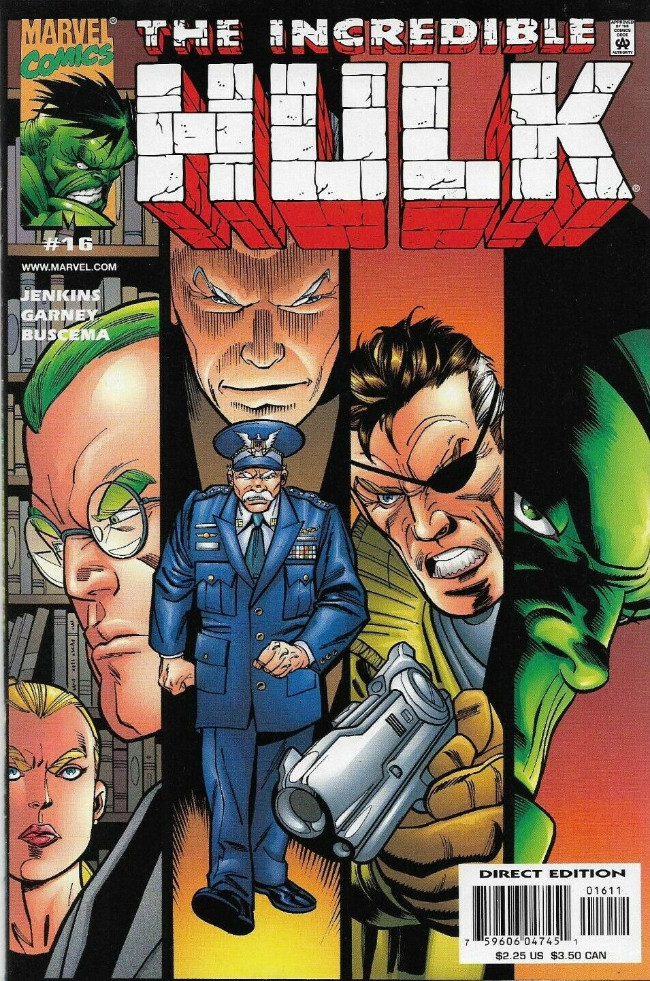 Couverture de Incredible Hulk (The) (Marvel comics - 2000) -16- The Dogs Of War, Part 3