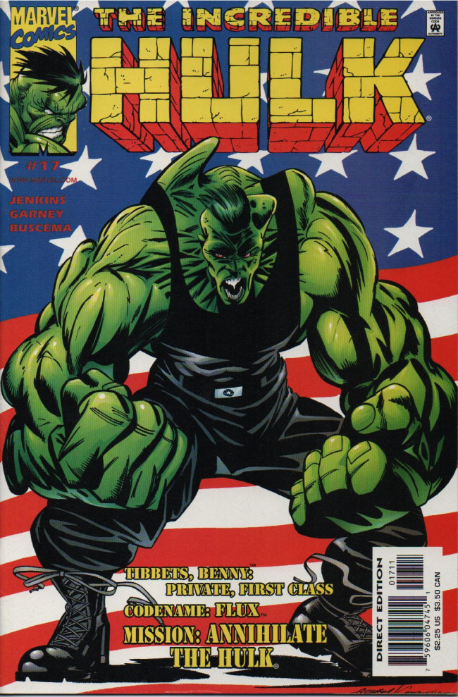 Couverture de Incredible Hulk (The) (Marvel comics - 2000) -17- The Dogs Of War, Part 4