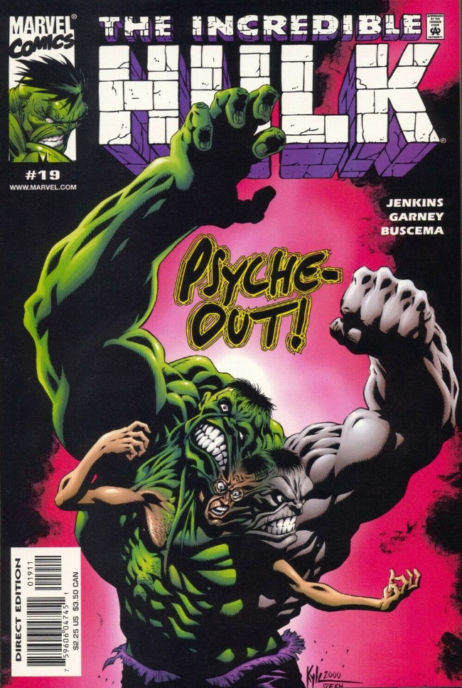 Couverture de Incredible Hulk (The) (Marvel comics - 2000) -19- The Dogs Of War, Part 6
