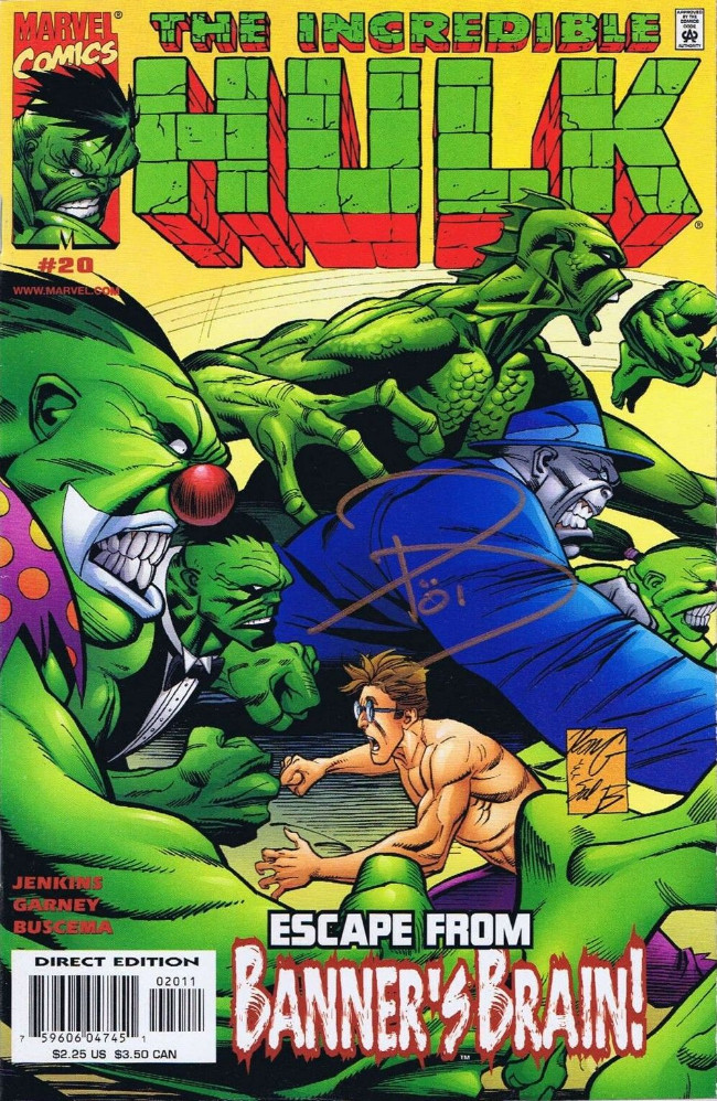 Couverture de Incredible Hulk (The) (Marvel comics - 2000) -20- The Dogs Of War, Part 7