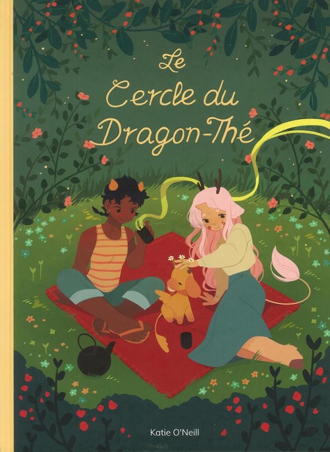 Couverture de Le cercle du Dragon-Thé - Le Cercle du Dragon-Thé