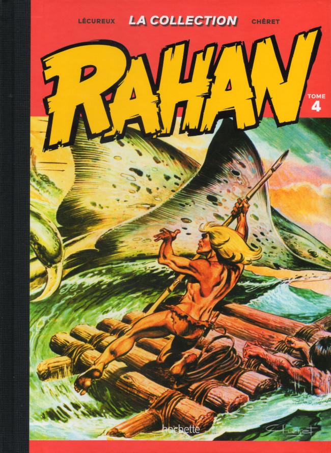 Couverture de Rahan - La Collection (Hachette) -4- Tome 4