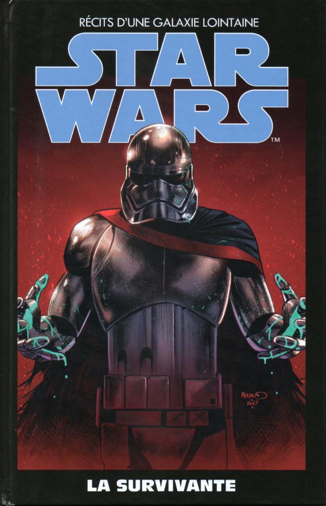 Couverture de Star Wars - Récits d'une galaxie lointaine -27- La survivante