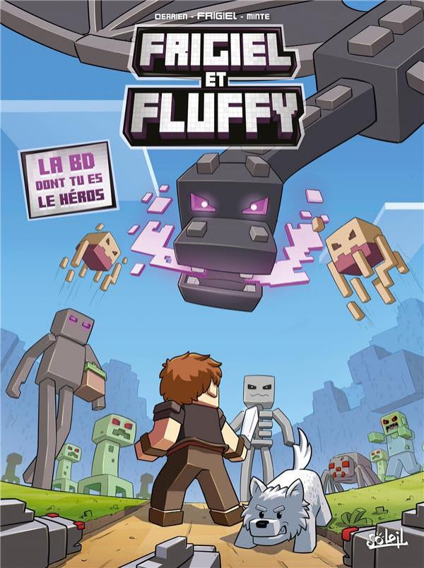 Couverture de Frigiel et Fluffy -HS- La BD dont tu es le héros