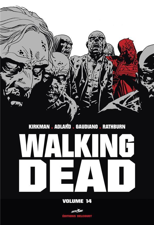 Couverture de Walking Dead -INT14- Volume 14