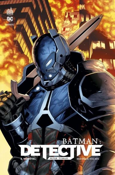 Couverture de Batman : Detective -2- Médiéval
