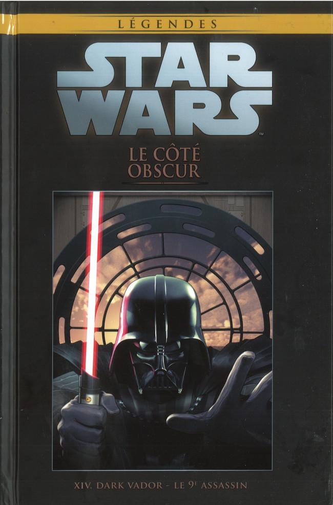 Couverture de Star Wars - Légendes - La Collection (Hachette) -110XIV- Le Côté Obscur - XIV. Dark Vador - Le 9e assassin