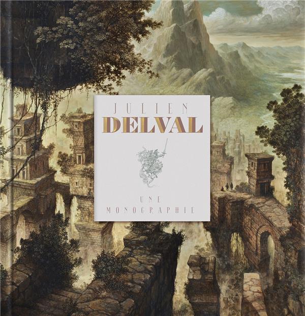 Couverture de (AUT) Delval, Julien - Une monographie