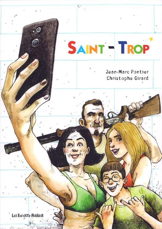 Couverture de Saint-Trop'