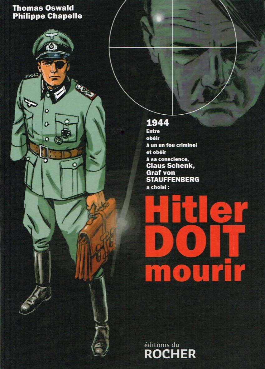 Couverture de Hitler doit mourir