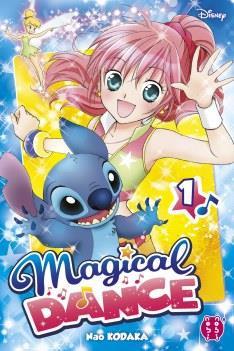 Couverture de Magical Dance -1- Tome 1