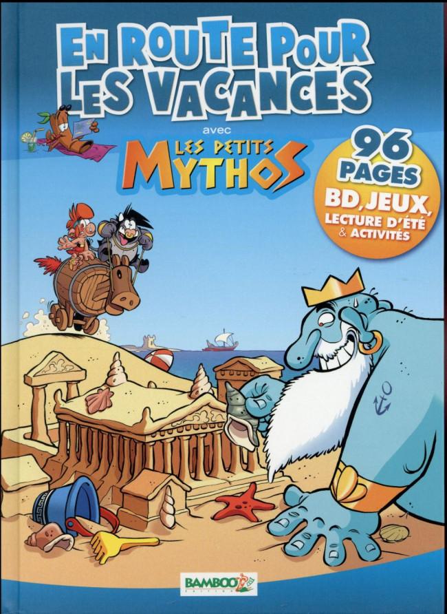 Couverture de Les petits Mythos -HS02- En route pour les vacances avec les petits mythos