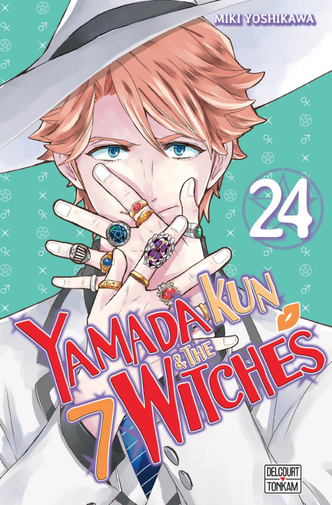 Couverture de Yamada kun & the 7 Witches -24- Tome 24