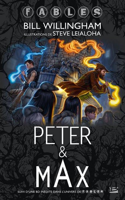 Couverture de Fables (avec couverture souple) -Roman- Peter & Max