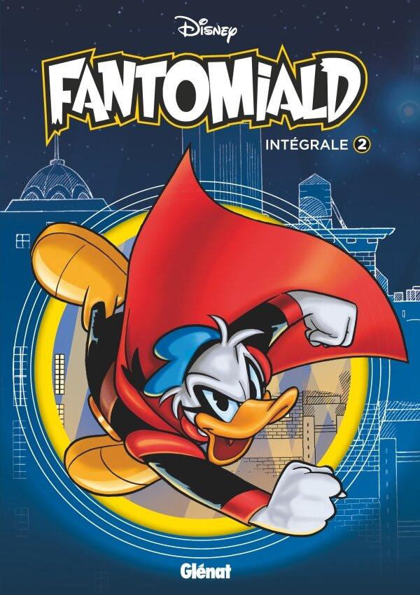 Couverture de Fantomiald -INT2- Intégrale 2