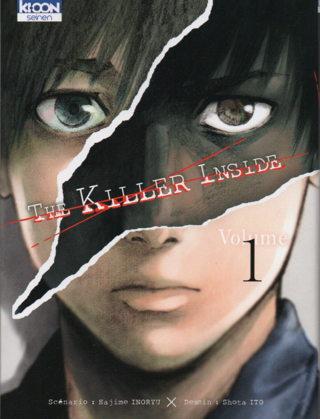 The killer inside (Tome 1)