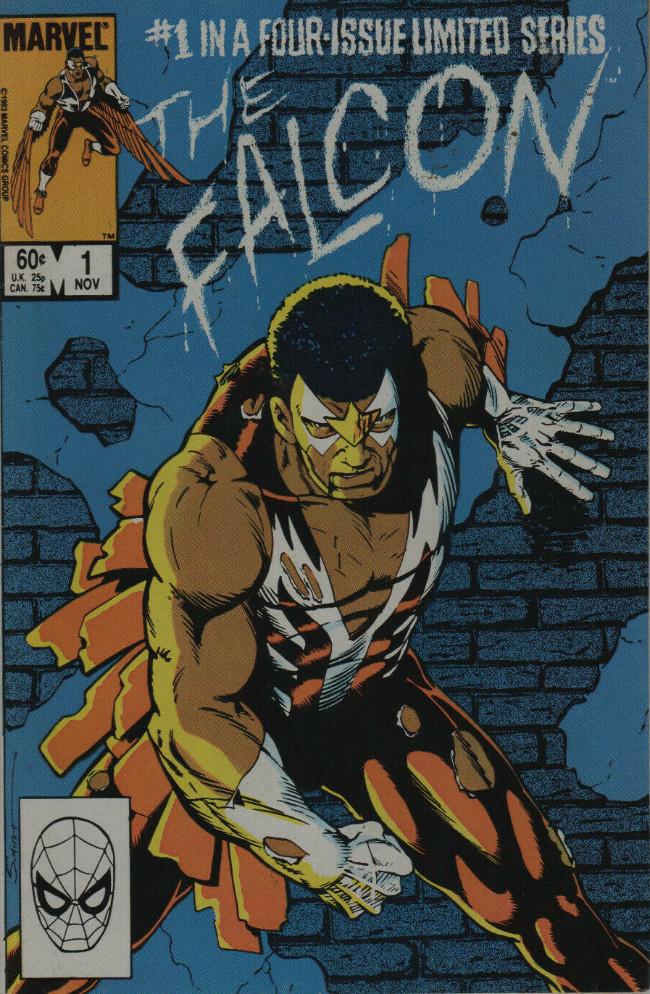 Couverture de Falcon (The) (1983) -1- Issue #1
