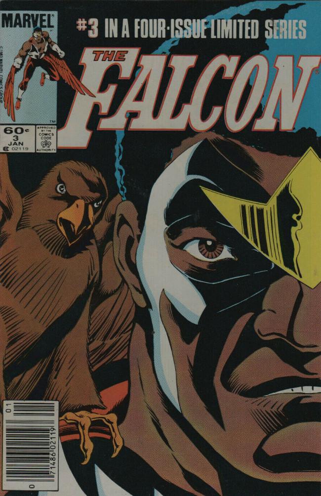 Couverture de Falcon (The) (1983) -3- Issue #3