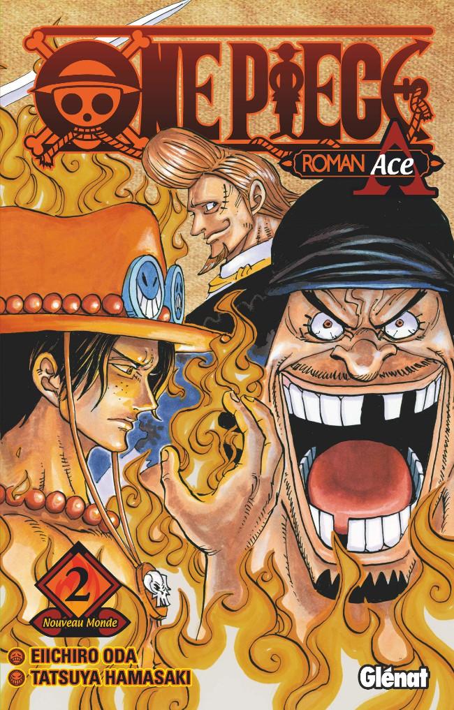 Couverture de One Piece -HS28- One Piece Roman - Novel A 2e partie