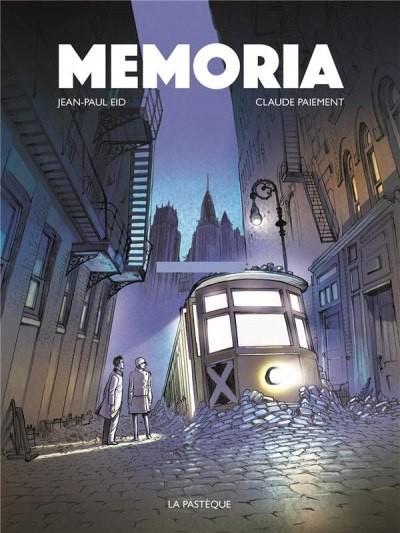 Couverture de Le naufragé de Memoria -INT- Memoria