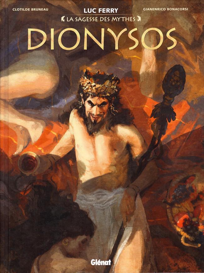 Couverture de Dionysos