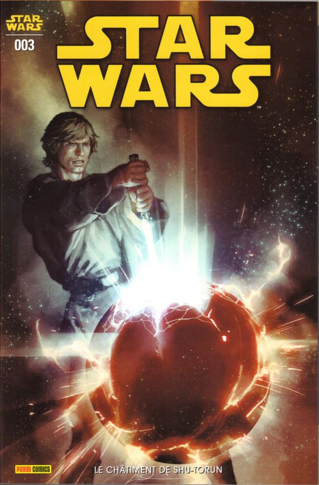 Couverture de Star Wars (Panini Comics - 2020) -3- Le Châtiment de Shu-Torun