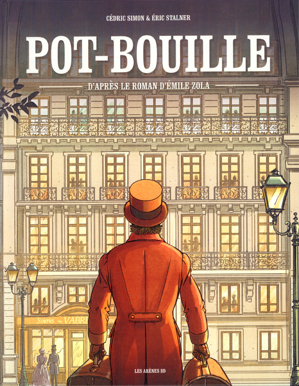Couverture de Pot-bouille