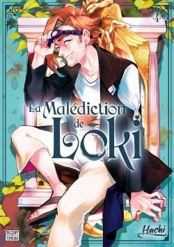 Couverture de La malédiction de Loki -4- Tome 4