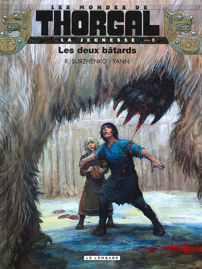 Les mondes de Thorgal - La Jeunesse de Thorgal - les 8 tomes