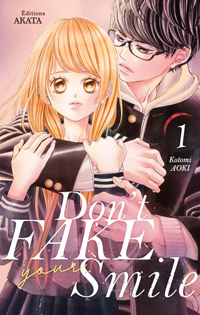 Couverture de Don't Fake Your Smile -1- Tome 1