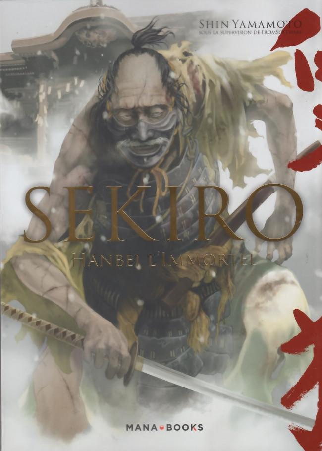 Couverture de Sekiro : Hanbei l'Immortel