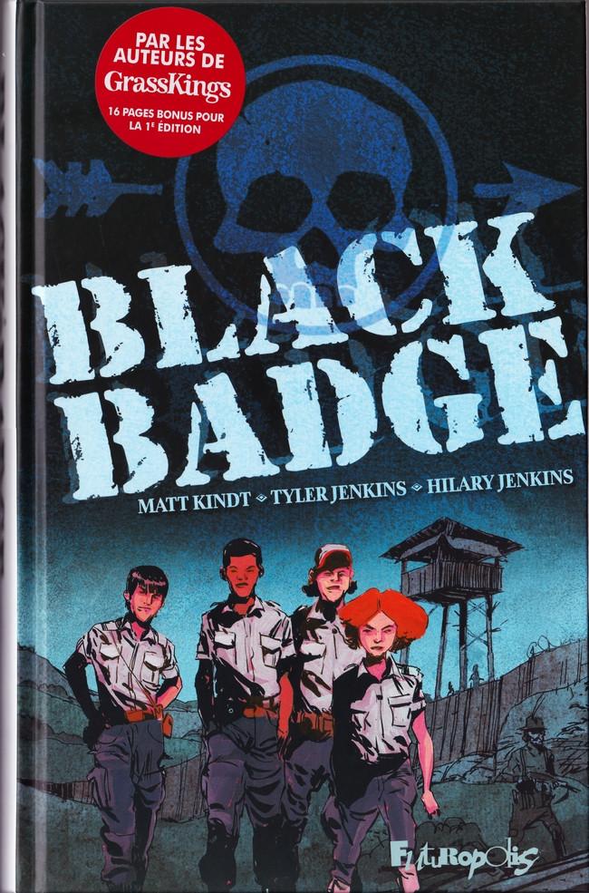 Couverture de Black Badge