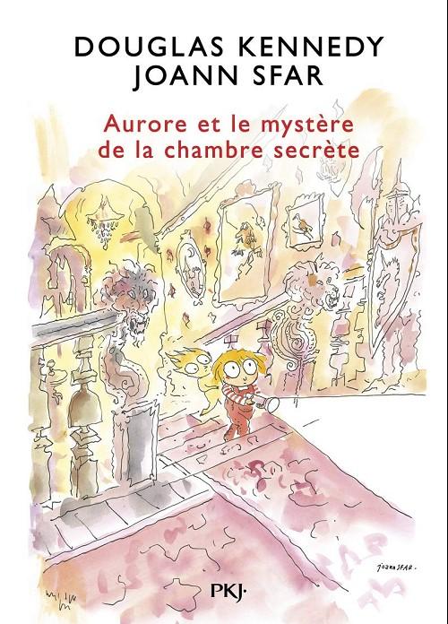 Couverture de Aurore (Les fabuleuses aventures d') -2- Aurore et le mystère de la chambre secrète