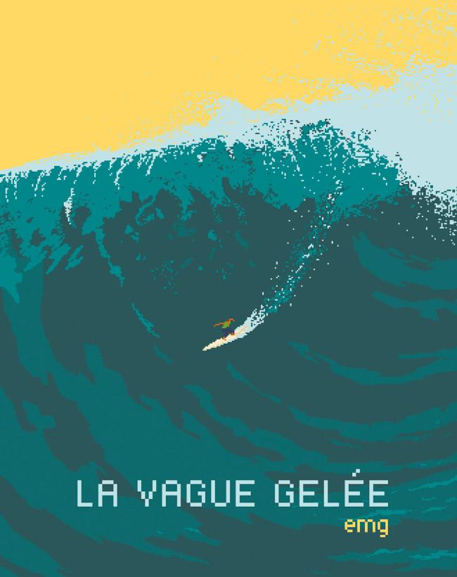Couverture de La vague gelée - La Vague gelée