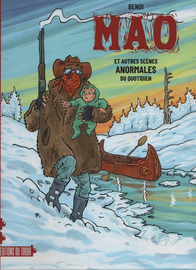 Couverture de Mao (Benoi) -1- Mao et autres scènes anormales du quotidien