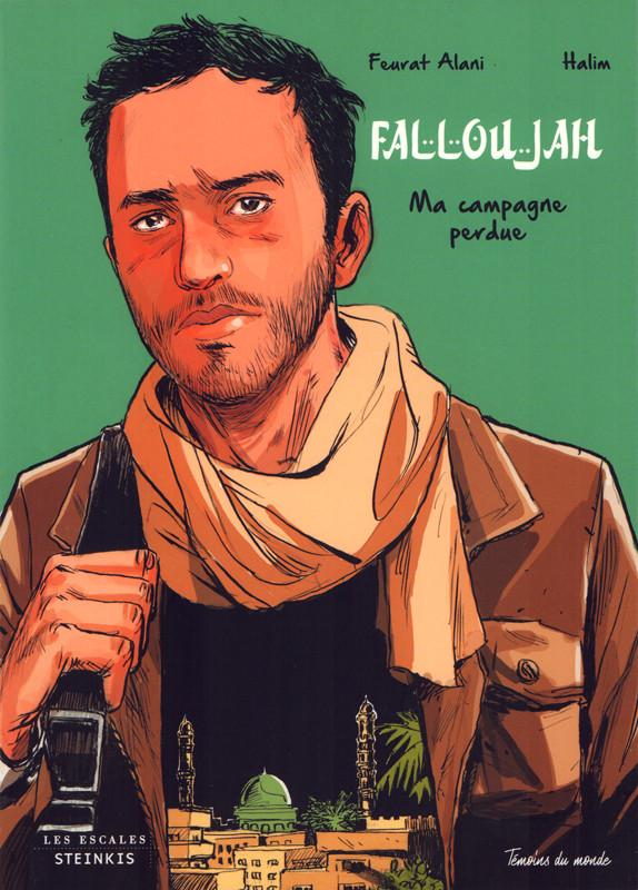 Couverture de Falloujah