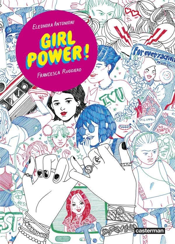 Couverture de Girl Power!