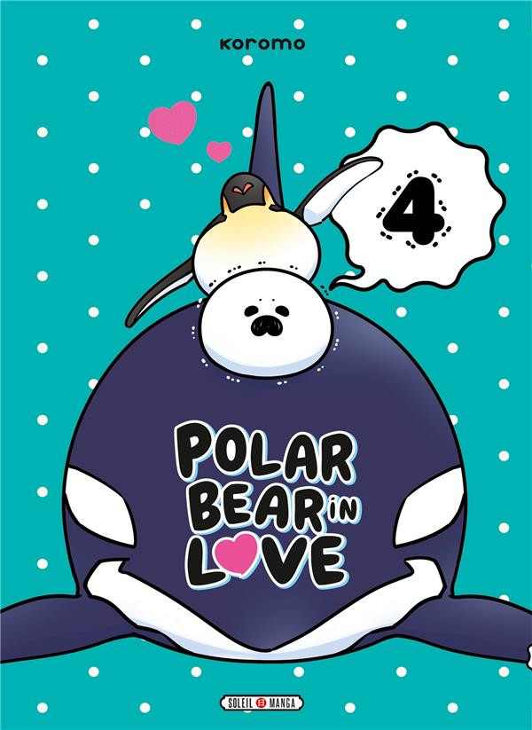 Couverture de Polar Bear in Love -4- Tome 4