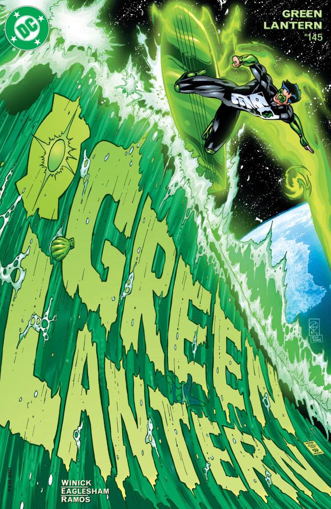 Couverture de Green lantern (1990) -145- Battle Of fire And Light